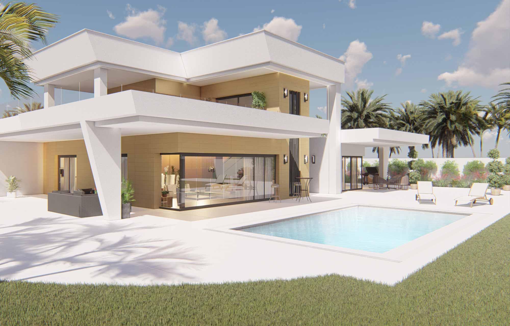 arquitectos para proyectos de casas unifamiliares en malaga