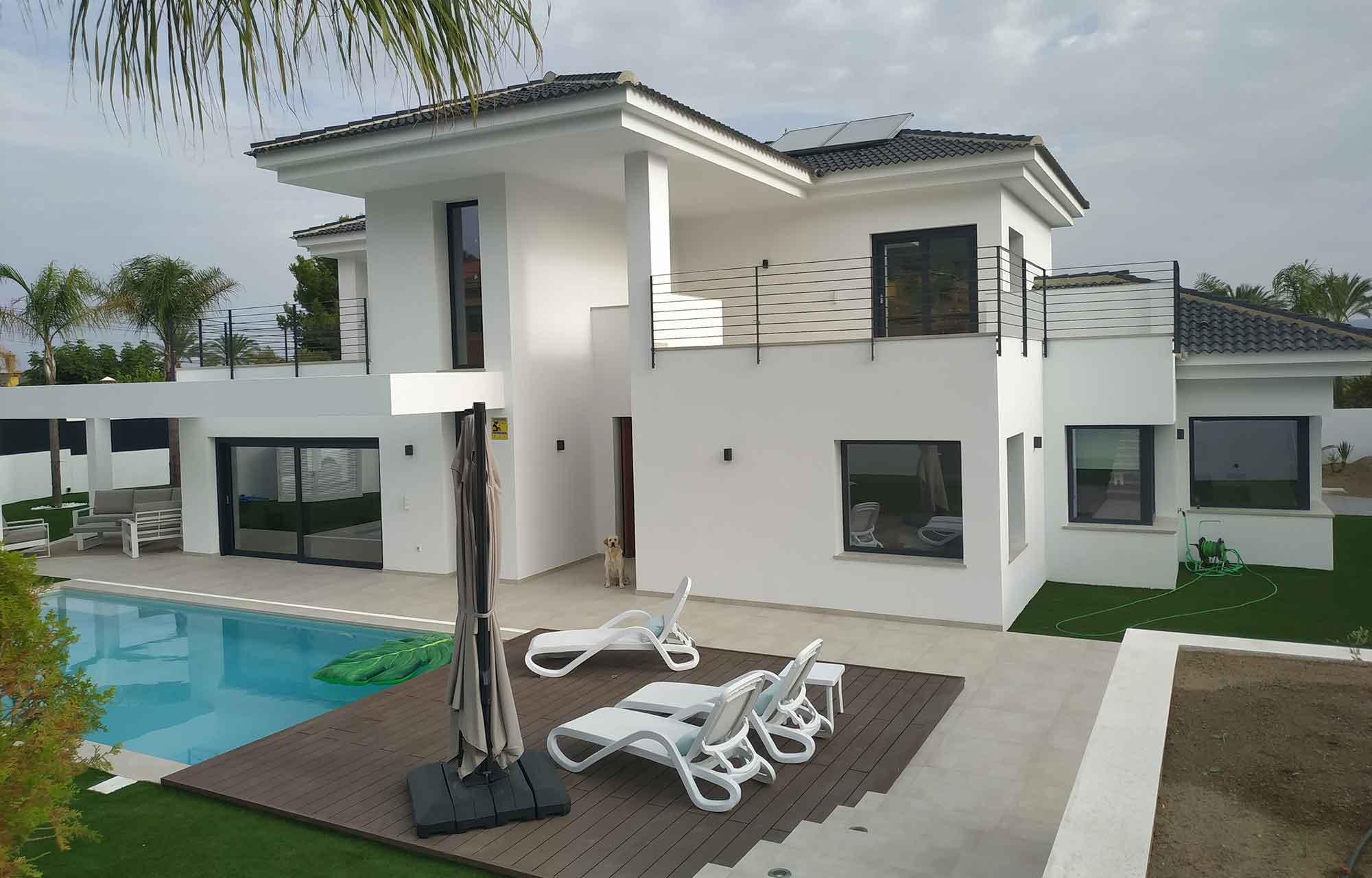 vivienda unifamiliar arquitectos malaga